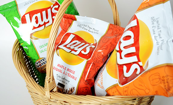 Lay's Do Us a Flavour potato chips
