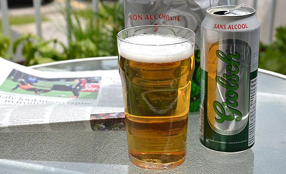 Grolsch Non-Alcoholic beer