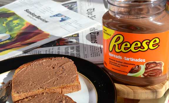 Reese Chocolate Peanut Butter Spread