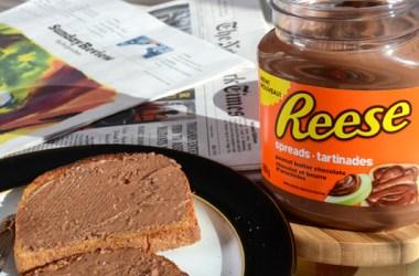 Reese Chocolate Peanut Butter Spread