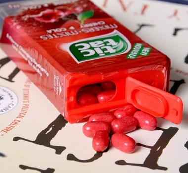 Tic Tac Mixers Cherry Cola