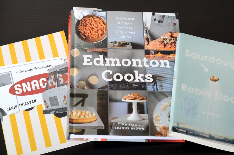 Food books!