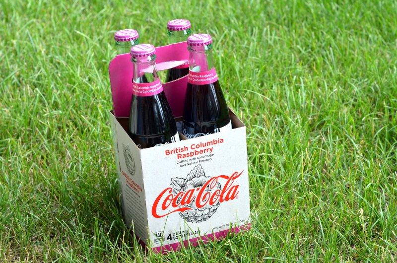 Coca-Cola British Columbia Raspberry