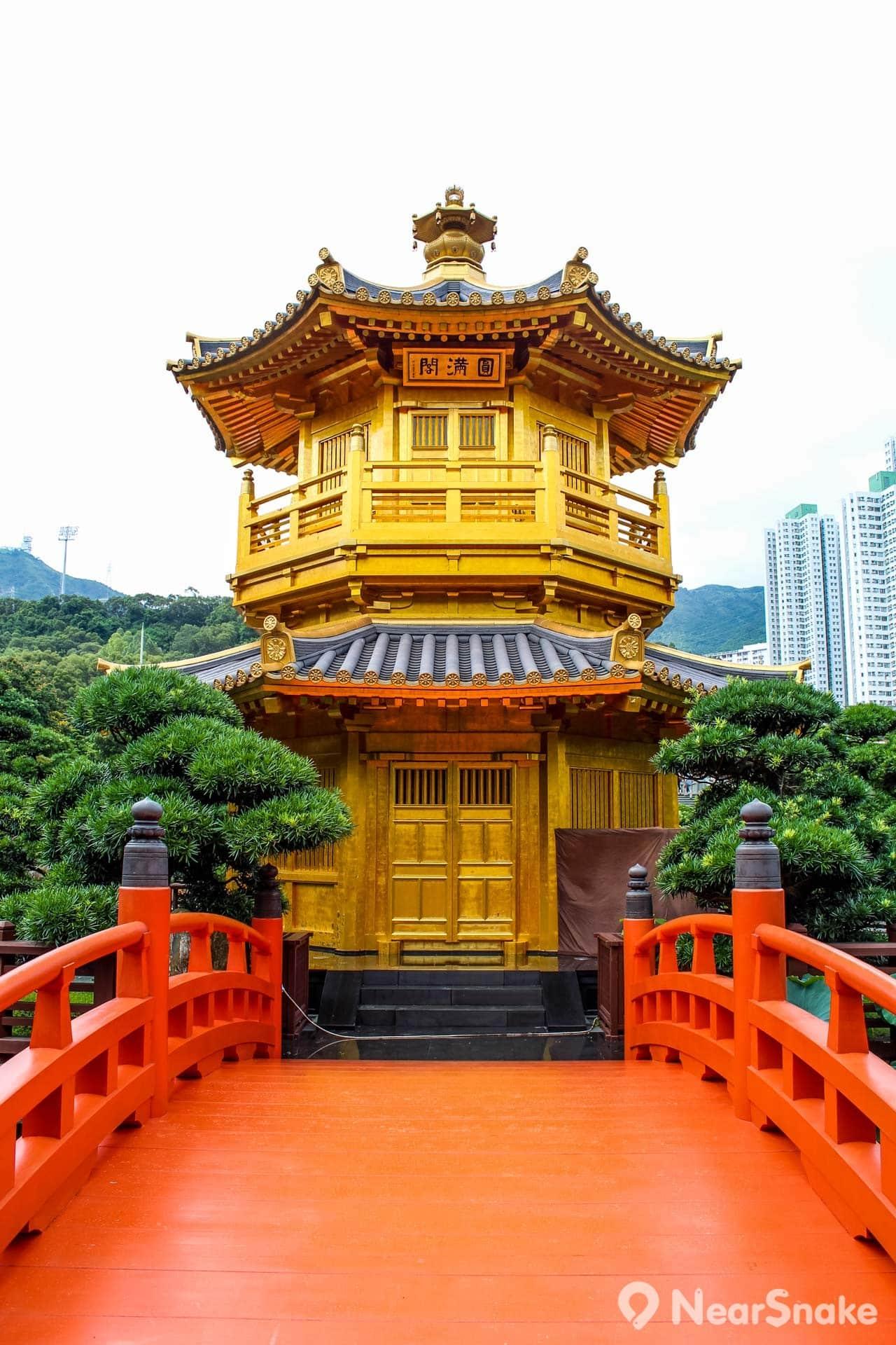 南蓮園池 Nam Lian Garden: 黃大仙鑽石山仿唐建築古色園林 | NearSnake.com