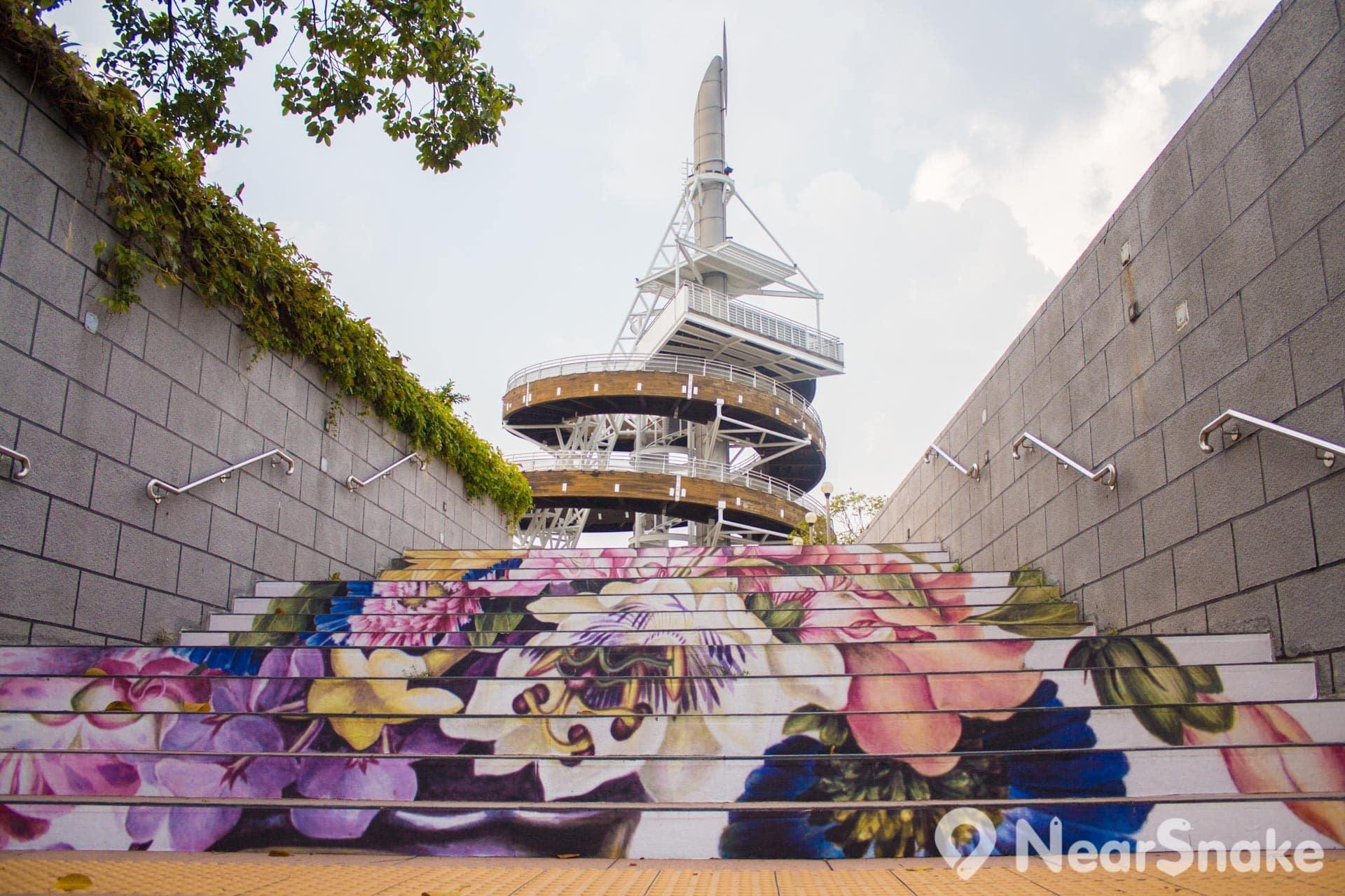 大埔海濱公園 Tai Po Waterfront Park: 香港面積最大的公園 | NearSnake.com