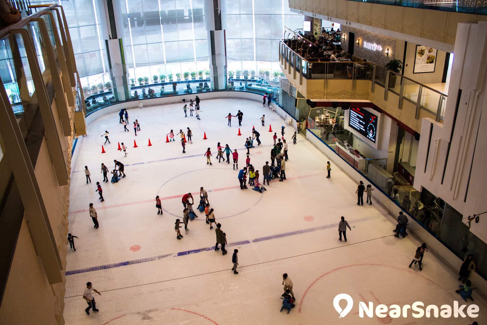 圓方 Elements: 尖沙咀九龍站上蓋的高檔次購物商場 | NearSnake.com