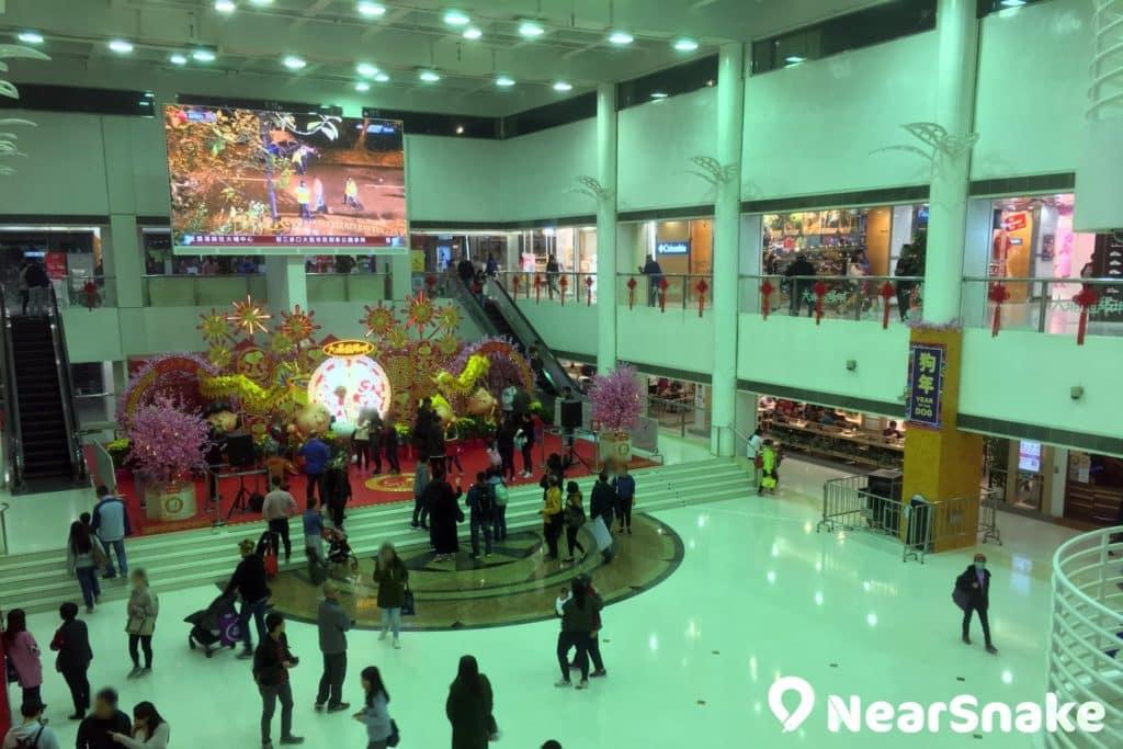 大埔超級城:一田•LOG-ON進駐大埔超級城 商場分設A區,B區,C區,D區,E區