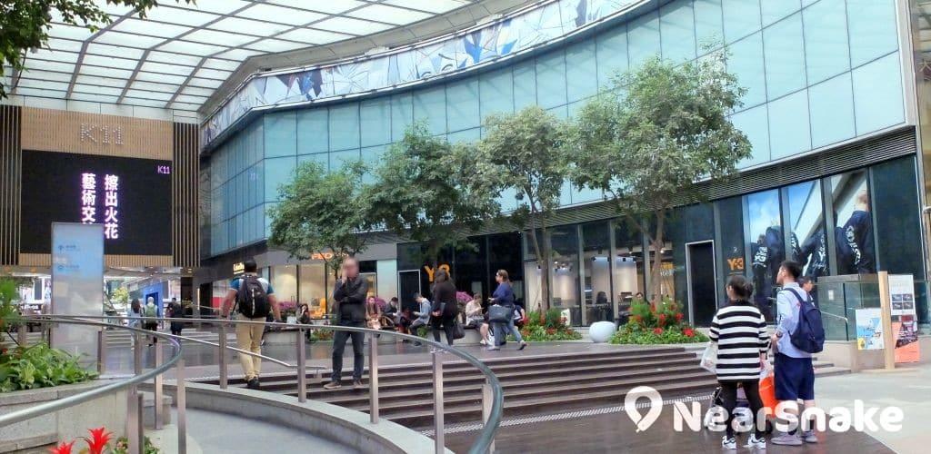 尖沙咀K11商場| 自號購物藝術館 K11 Mall滿布藝術展品 商舖食肆富藝術格調 | NearSnake.com