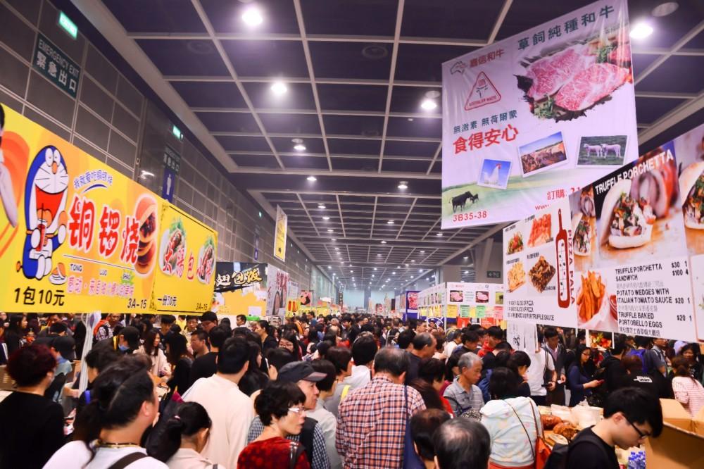 香港冬日美食節2017: 任夾1蚊龍蝦+1蚊和牛 | $0.1燒龍蝦+$0.1燒長腳蟹腳 | NearSnake.com