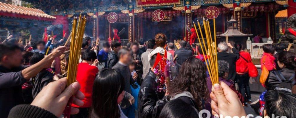 【香港農曆新年習俗】黃大仙祠•車公廟•文武廟•觀音廟開放時間及參拜指南
