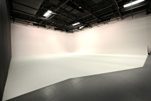 At 1400sf, Studio A is perfect for your next film or photography project!