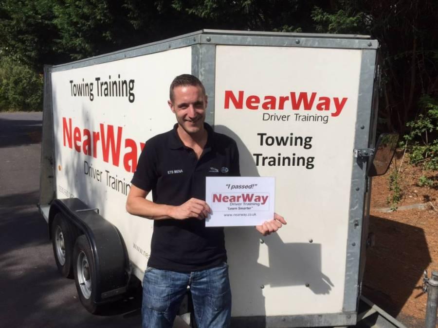 Carl Wilkins Towing Training Banbury Review