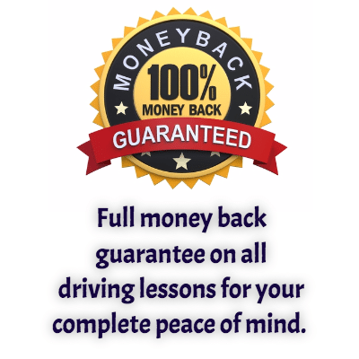 Money Back Guarantee on Driving Lessons Banbury