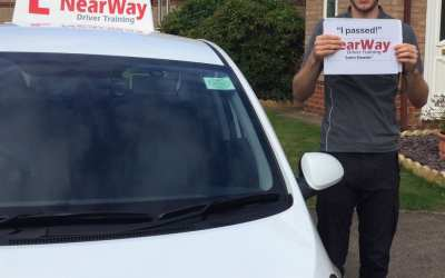 Clay Munday, Driving Test Pass