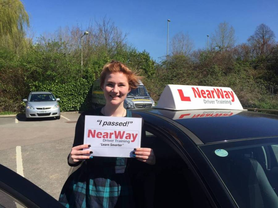 Elizabeth Battley, Driving Instructor Review