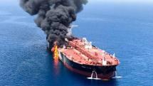 Οι ΗΠΑ κατηγορούν το Ιράν για τις επιθέσεις στα δύο τάνκερ – Το βίντεο που έδωσαν στη δημοσιότητα