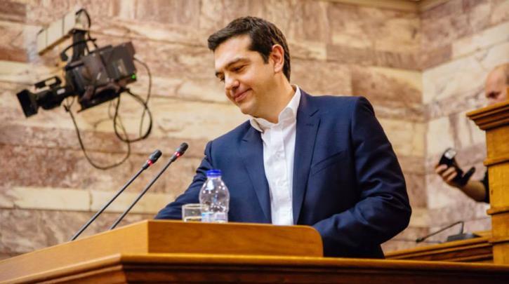 Τσίπρας στην ΚΟ ΣΥΡΙΖΑ: Εχουμε τη βαριά ευθύνη να ανασυγκροτήσουμε τη δράση μας