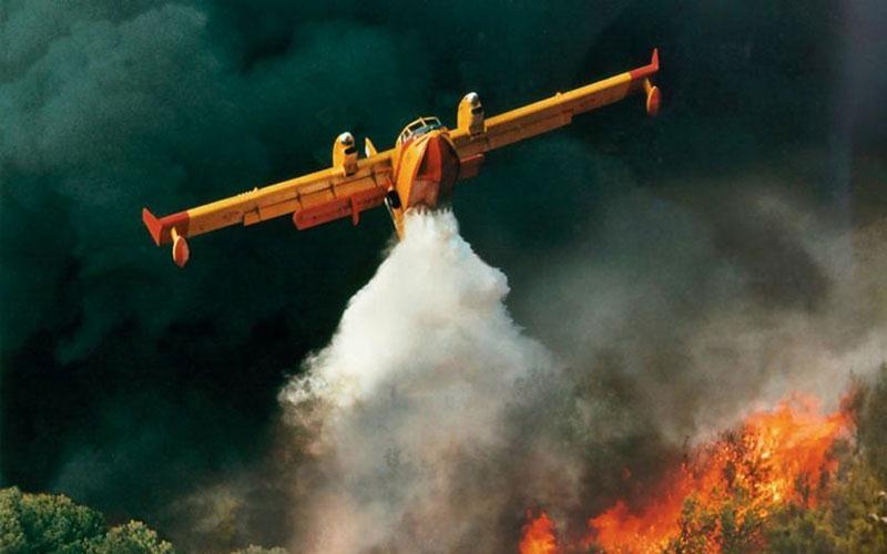Πολύ υψηλός κίνδυνος πυρκαγιάς στο Ιόνιο την Πέμπτη – Σε εφαρμογή το σχέδιο αντιμετώπισης πλημμυρικών φαινομένων