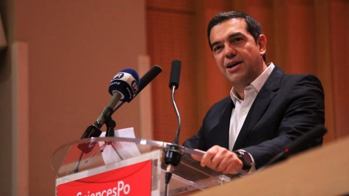 Αλέξης Τσίπρας: «ΔΝΤ και όσοι εναντιώθηκαν στην αναδιάρθρωση του χρέους ευθύνονται για την ελληνική κρίση»