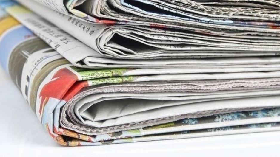 Τα πρωτοσέλιδα των εφημερίδων της Πέμπτης 6 Φεβρουαρίου 2020