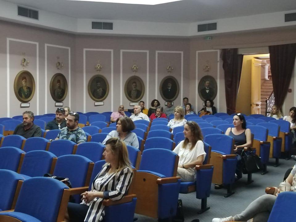 Σύσκεψη για την επαναλειτουργία  των σχολικών μονάδων Α' Βάθμιας Εκπαίδευσης