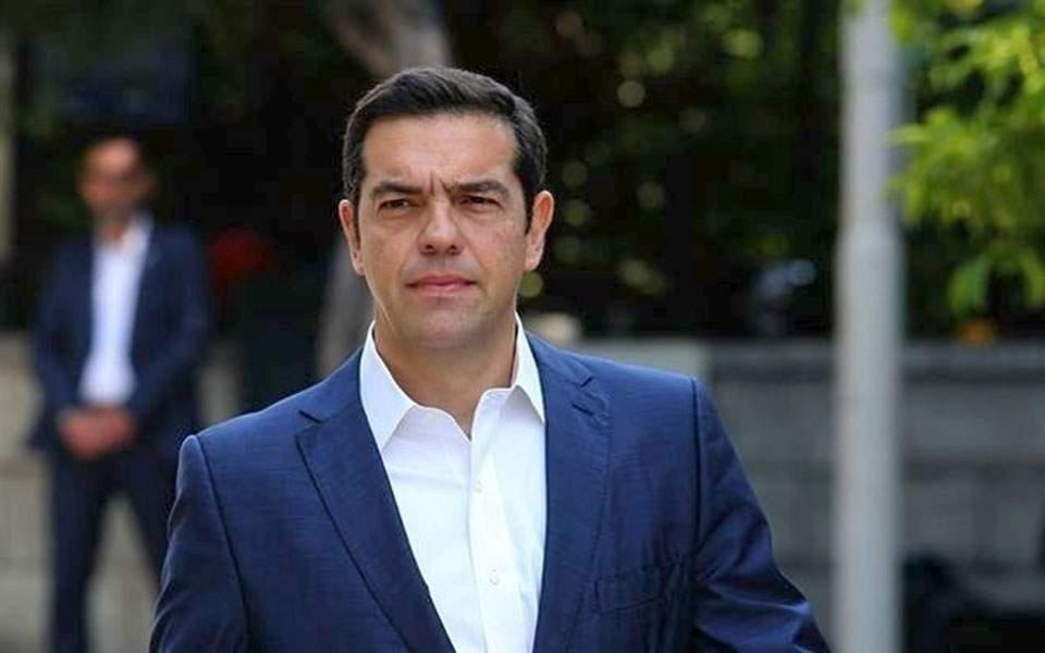 Τσίπρας: «Το Oruc Reis παραβιάζει κυριαρχικά δικαιώματα της πατρίδας μας»