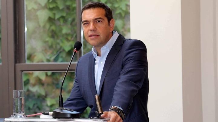 Α. Τσίπρας: Το έλλειμμα εθνικής στρατηγικής, σοβαρός κίνδυνος για τα κυριαρχικά μας δικαιώματα