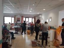 Ο Ε.Ο.Δ.Υ στη Σάμο – Πρώτο σταθμός το Δημοτικό Γηροκομείο στο Βαθύ