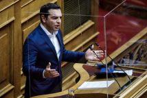 Τσίπρας σε Μητσοτάκη: Είστε ανεύθυνος πρωθυπουργός – Οι νεκροί δεν είναι στατιστική, είναι άνθρωποι