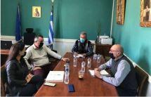 Σύσκεψη των Δημάρχων Ανατολικής και Δυτικής Σάμου για την γρηγορότερη επίλυση των προβλημάτων