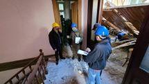 Έλεγχος για τη στατική ενίσχυση του κτηρίου της κοινότητας Βαθέος