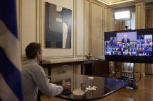 Μητσοτάκης: Ανάγκη συνεργασίας ΕΕ και ΝΑΤΟ – Η καλή γειτονία να διέπει τις σχέσεις των συμμάχων