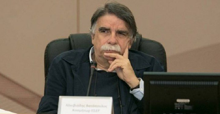 Βατόπουλος: Υπάρχει φόβος για τέταρτο κύμα της πανδημίας