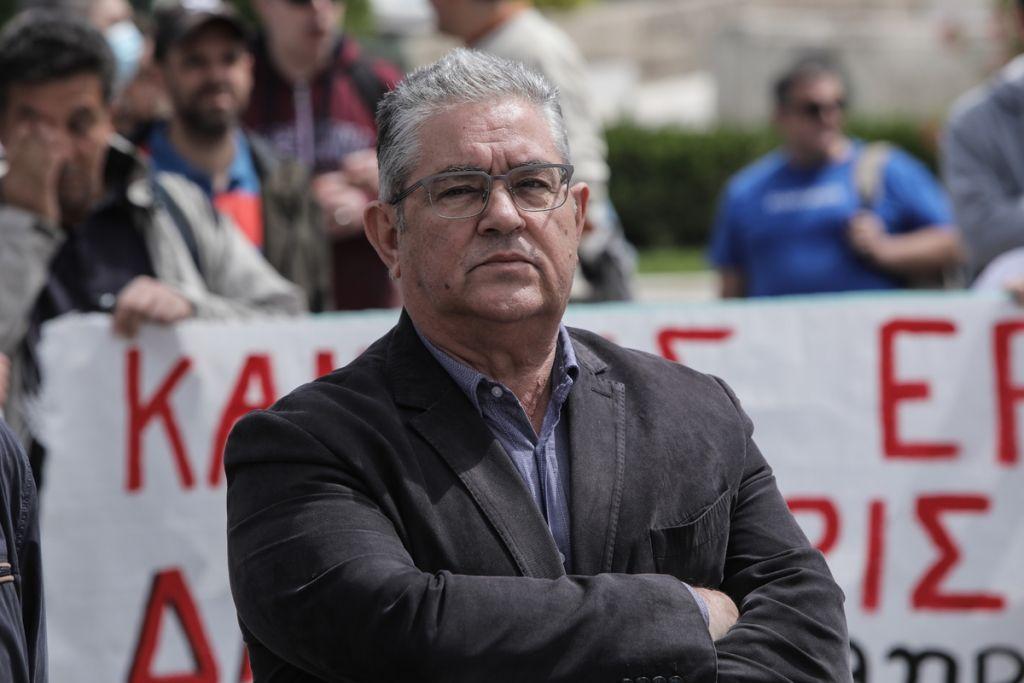 Δ. Κουτσούμπας: Καταδικασμένο στη συνείδηση των εργαζομένων το νομοσχέδιο