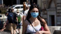 Αρκουμανέας: Στις επόμενες εβδομάδες θα βγάλουμε τις μάσκες στους εξωτερικούς χώρους