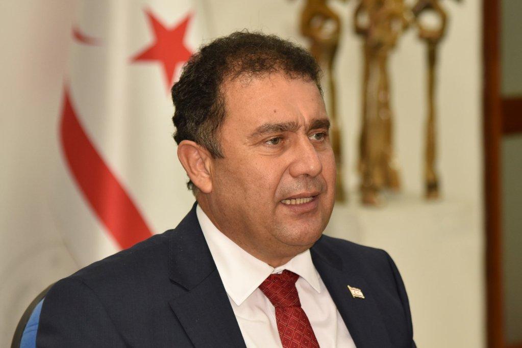 Κατεχόμενα: Παραιτήθηκε η «ψευδοκυβέρνηση» του Ερσάν Σανέρ