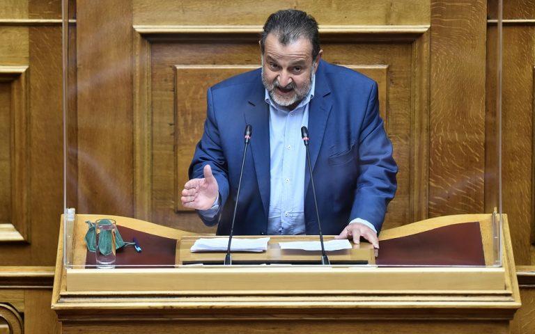 Ο Βασίλης Κεγκέρογλου υποψήφιος για την ηγεσία του ΚΙΝΑΛ