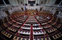 Βουλή: Κλείνει για μία εβδομάδα σε ένδειξη πένθους για τον θάνατο της Γεννηματά