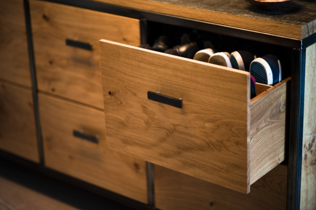 shoe-drawers