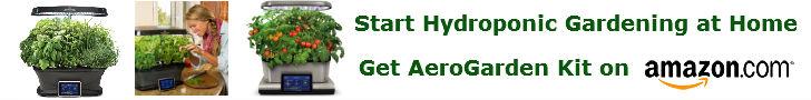 Hydroponic Gardening Aero Garden Kit