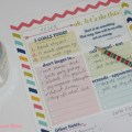 Daily Goals and To Do List - Free Printable
