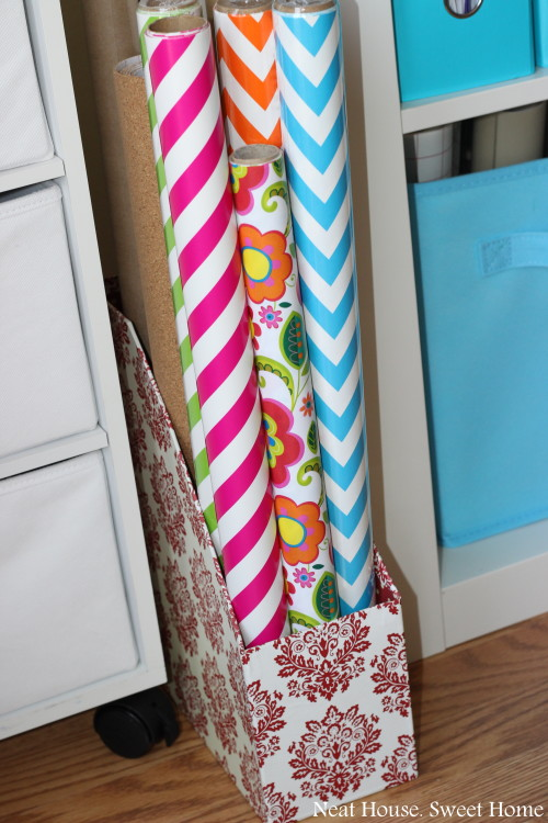 5 Craft Room Oganization Tips