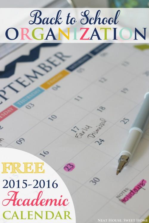 Free calendar download