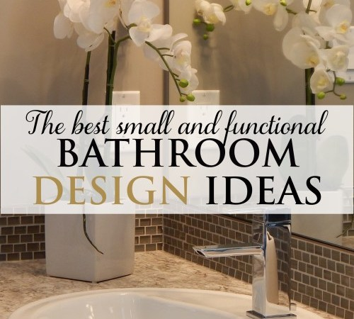 There is no need to make huge changes in the appearance of the bathroom – it will be more than enough to focus on some functional and small aspects that will make this part of your home more comfortable and nice.