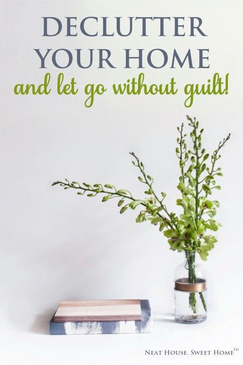 5 Ways To Declutter Your Home Without Gui