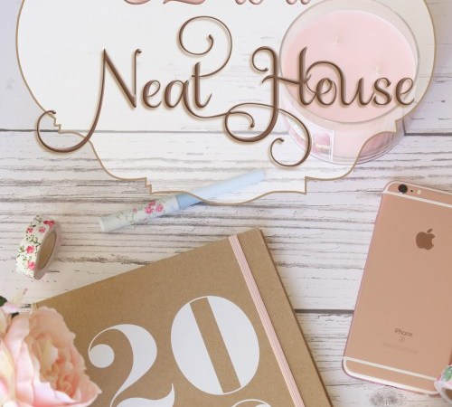 52 Weeks to a Neat House™ Organization Challenge and a Look Back at 2015