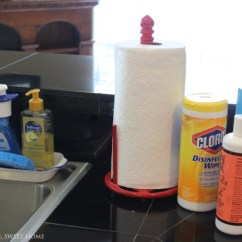Under Kitchen Sink Organizer Space Saving Radiators How To Organize The With Dollar Store Bins Week 6 Organization