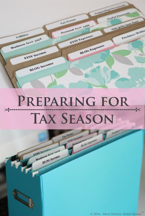 Preparing for Tax Season: Tips for Small Business Owners