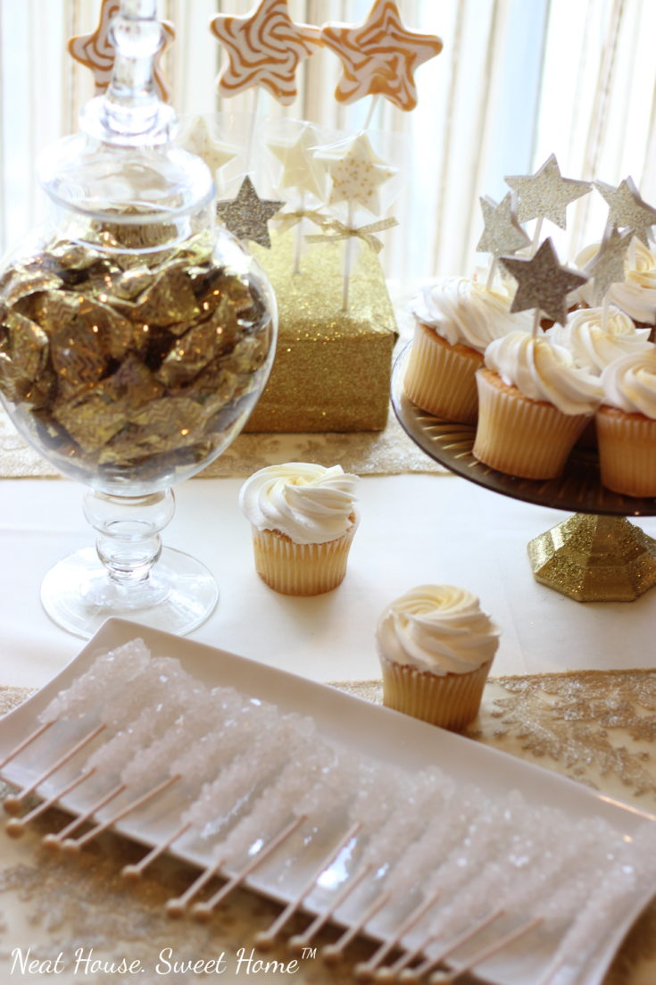 Bling Square Bling Cupcakes