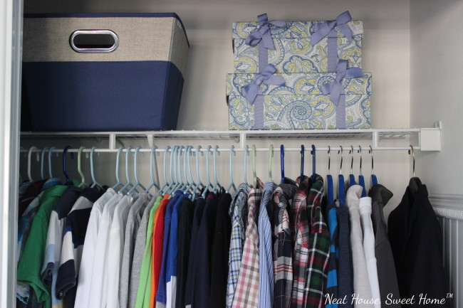 Organizing Kidsu0027 Clothes Can Be Overwhelming. Here Are Some Tips To Keep  The Closet